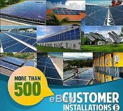 (1) New Heliene 360 Watt Solar Panel 72-Cells Mono