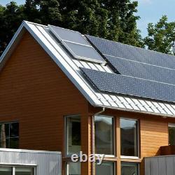 1000W 500 Watt Portable Monocrystalline Solar Panel 18V RV Car Battery Charger