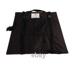 150 Watt Lightweight 7 Lb Briefcase Folding Solar Panel Kit w Charge Controller