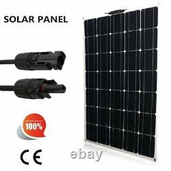 150Watt A-Class Semi-Flexible Solar Panel 150W 18V Battery Charger For RV Boat