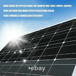 150w Watt 18v Volt Flexible Solar Panel Ultra-light Thin Rv Marine Boat ni