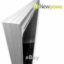 180 Watts 180W Newpowa Moncrystalline 12V Solar Panel Mono Module RV 180 200