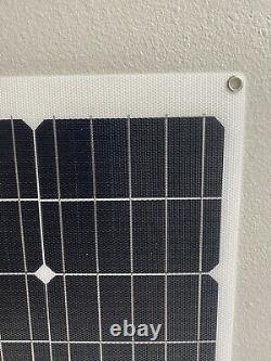 180W Watt 12 Volt Flexible Mono Solar Panel 180W RV Boat Marine Camping
