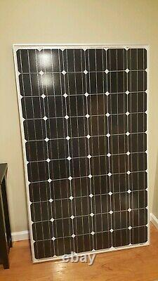 250 Watt Grape Solar Monocrystalline Solar Panel