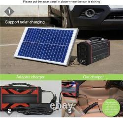 250 watt solar Generator & 60 watt Foldable Solar Panel Kit