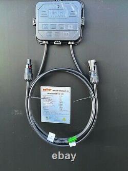 255 watt mono 24v solar panels all black Tier 1 new full pallet Lot of 26 6.63kw
