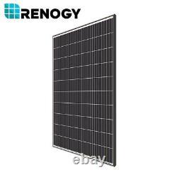 2PCS Renogy 320W 300W Watts Mono Solar Panel 600W 24V 48V PV Power Home Cabin
