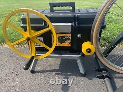 3 in 1 Power 400 Watt Hand Crank Bike Pedal Solar Generator