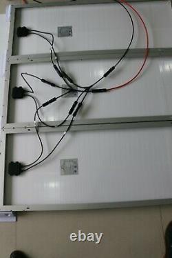 300 Watt Solar Complete System For Camper, Caravan & Mobile Home Camper Gold