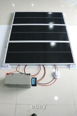 300 Watt Solar Complete System For Camper, Caravan & Mobile Home Solar Camper