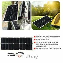 300 Watt Solar Panel 12v 18v Portable Battery Charger