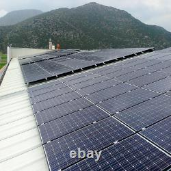 330 Watt Panasonic Solar Panels PALLET OF 15 SC330 Power 4.9 kW- 96 Cells