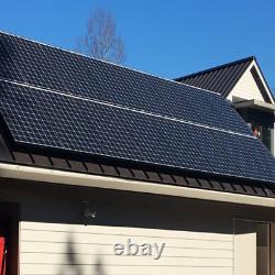 330 Watt Tesla Solar Panels (96 Cells) -Quantity Of 10 -SC330 Power 3330 W