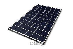 4 LG 360 watt Solar Panels NEW