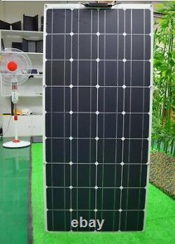 400 watt Solar Kit, Flexible Panels, Portable Solar, Camping, Prepping, RVs! USA