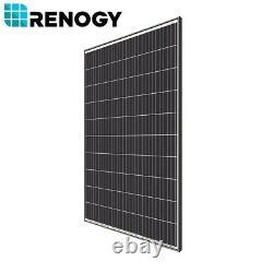 4PCS Renogy 320W Watt Mono Solar Panel 1200W 24V 48V PV Power Home Cabin