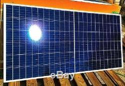 6 x 400 watt Jinko Mono Solar panels new Wholesale! Tier 1 Grade A 2.4kw