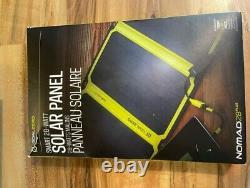 GOAL ZERO Nomad 28 Plus, Smart 28-WATT Durable Solar Panel # 11805