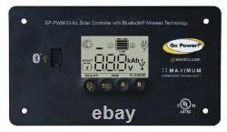 Go Power 200-Watt Flexible Solar Kit