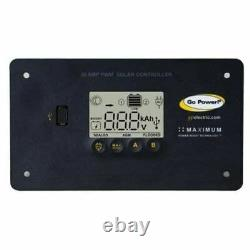 Go Power OVERLANDER 160 Watt / 8.6 Amp Solar Kit