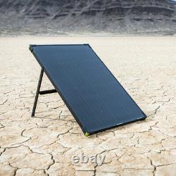 Goal Zero Boulder 100 Solar Panel, 100 Watt Rigid Monocrystalline Solar Panel