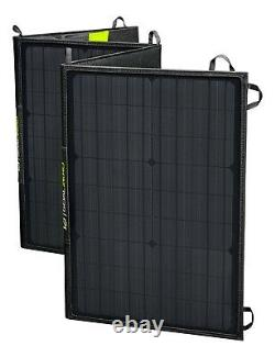 Goal Zero Nomad 100 Watt Portable Foldable Solar Panel, Monocrystalline, 8mm