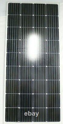 Grape Solar 200-Watt Off-Grid Solar Waterproof Charger Charging Kit