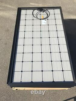 Lot of 17 250 Watt SolarWorld SunModule Protect SW 250 Mono Black Solar Panels