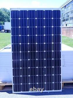Lot of 18 Silfab SLA275M 275 Watt 275W 65 x 39 Solar Panels