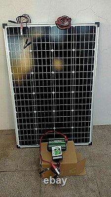 Nature Power Solar Panel Power Kit 110 Watts, Model 53110 THREE DAY SALE