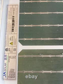 Pallet Of New Ja Solar 385 Watt Mono Solar Panels With Free Shipping