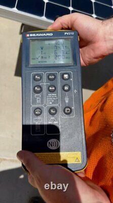 Pallet Used American Made Sunpower 435 Watt Mono Solar Panels. Free Shipping