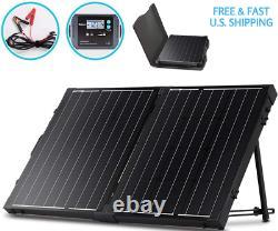 RENOGY SOLAR PANELS 100 Watt Portable System Highest Efficiency FOLDING SUITCASE