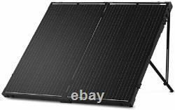 RENOGY SOLAR PANELS 200 Watt Portable System Highest Efficiency FOLDING SUITCASE