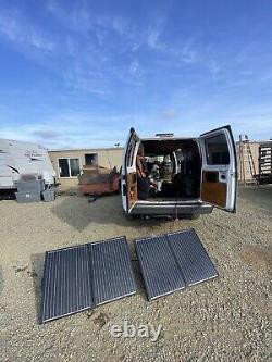 Renogy 100W 12V Foldable Solar Panel Suitcase 100 Watt NIB