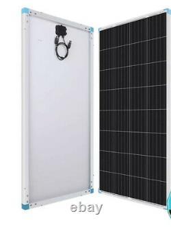 Renogy 175W 12V Volt Mono-crystalline Solar Panel 175 Watt Off Grid PV Power NEW