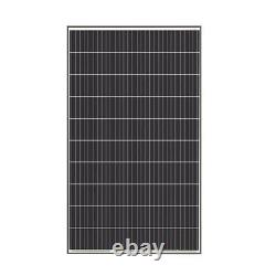 Renogy 4 PCS 320W Watts 300W Mono Solar Panel 1200W 24V 48V Home & Garden