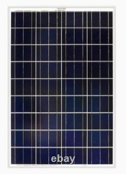 Solar Generator 2000 Watt with 100AH Battery & 100 Watt Solar Panel