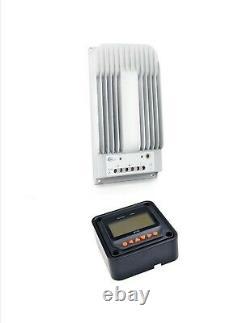 Solar Panel Kit- Panneau PV 390W (2 195) W Watt 195 W + Z brackets + 40A MPPT