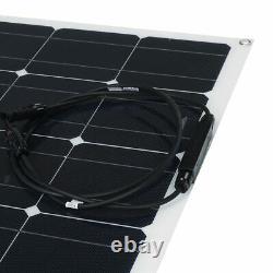Solar Panel With Controller 320 Watt Flexible Power Station Generator Kit Home