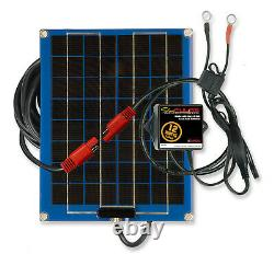 SolarPulse 12-Watt Solar Battery Charger & Maintainer