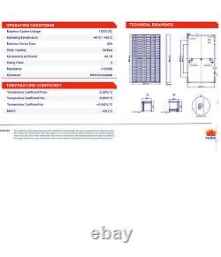 TALESUN SOLAR PANEL-TP6F60M-330-PALLET OF 31-BEST PERFORMANCE-Total 10230Watts