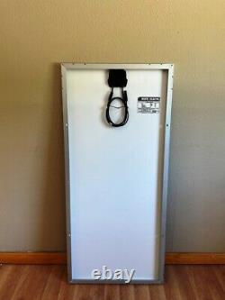 1- 215 Watt 12 Volt Chargeur De Batterie Panneau Solaire Hors Réseau Rv Bateau 215 Watt Total