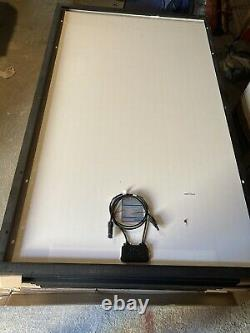 1 X 300 Watt 24 Volt Monocrystalline Renogy Panneaux Solaires