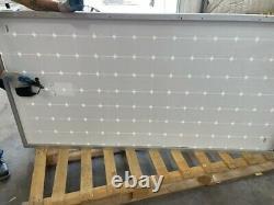 10 Panneaux Solaires Américains De 435 Watt Mono D'occasion