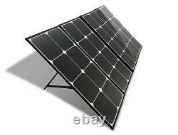 100 Watt 100w Panneau Solaire Pliable Portable Waterproof Charge Controller