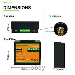 100w 200w Watt Solar Panel Complete Kit With Inverter Lifepo4 Battery For Rv