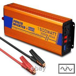 1200w Watt Panneau Solaire System6195w Panneau Solaire + 200ah Batterie + Onduleur 1.5kw
