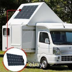 150watt 18volt Solar Panel 300w 18v Off Grid Power Charge Rv Boat Home Garden États-unis