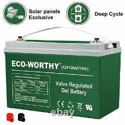 1600w 1200w 800w 600w 400w 200w Watt Solar Panel Kit For Off Grid Home Rv Marine